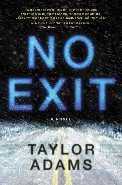 NO EXIT WM cover